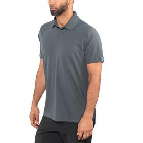 Meru Wembley T-shirt manches courtes Homme, ombre blue